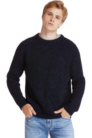 Timberland Phillips Brook Patentstrickpullover Für Herren In Navyblau Navyblau, Größe XL