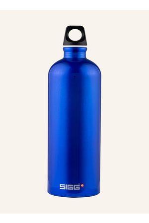 Sigg Trinkflasche Traveller blau