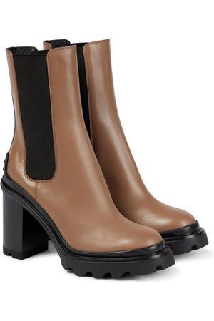 Tod's Chelsea Boots aus Leder