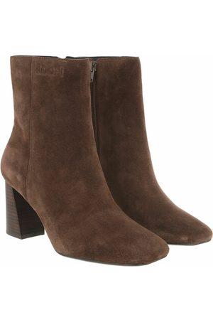 Joop! Damen Stiefeletten - Velluto Macy Boot - in dark brown - Boots & Stiefeletten für Damen