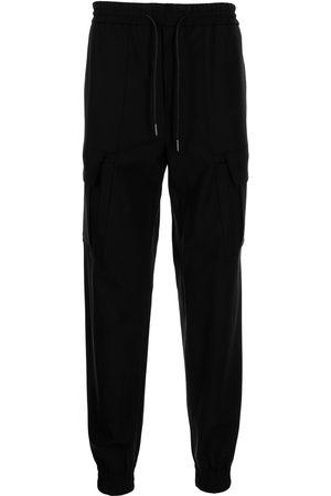 JUUN.J Herren Jogginghosen - Virgin wool-knit track pants