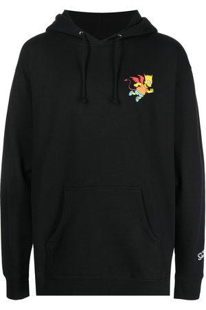MA®KET Devil Arc graphic-print hoodie