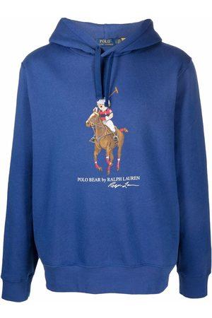 Polo Ralph Lauren Herren Sweatshirts - Polo Bear-print hoodie