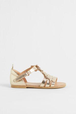 H&M Kinder Sandalen - Schimmernde Sandalen