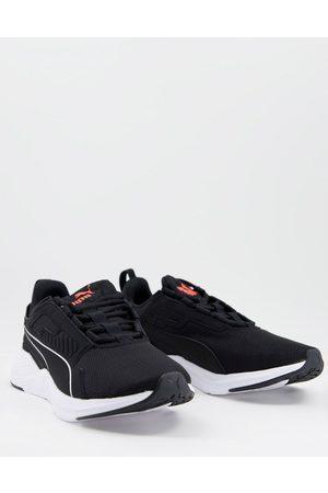 PUMA Disperse XT trainers in black