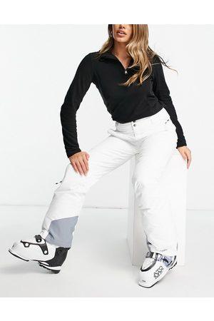Columbia Bugaboo OH ski trousers in white