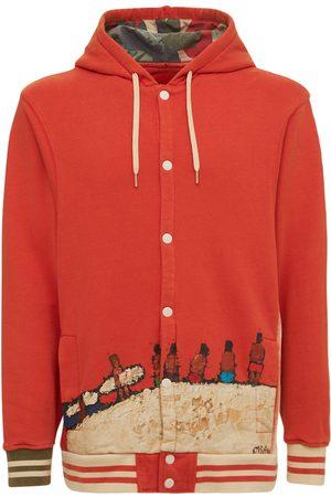 """Vans Herren Sweatshirts - Sweatshirt """"nigel Cabourn Button Up"""""""