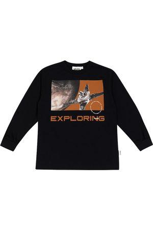 Molo Bedrucktes Sweatshirt Rin aus Baumwolle